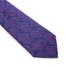 Load image into Gallery viewer, Spoleto Paisley Woven Silk Tie