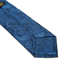 Load image into Gallery viewer, Feltre Paisley Woven Silk Tie