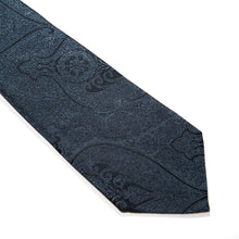 Load image into Gallery viewer, Nuoro Paisley Woven Silk Tie