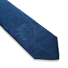 Load image into Gallery viewer, Torcello Paisley Woven Silk Tie