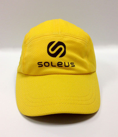 Soleus Headsweats Hat - Yellow