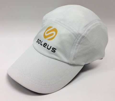 Soleus Headsweats Hat - White