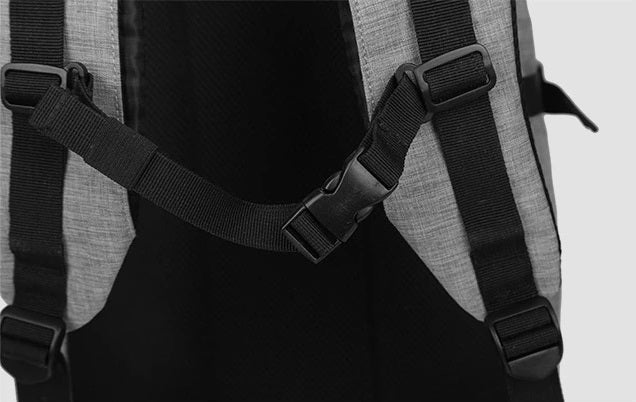 High Performance BackPack (MyBpackk) with USB Charging Port