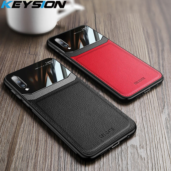 Samsung Mirrored Leather Case