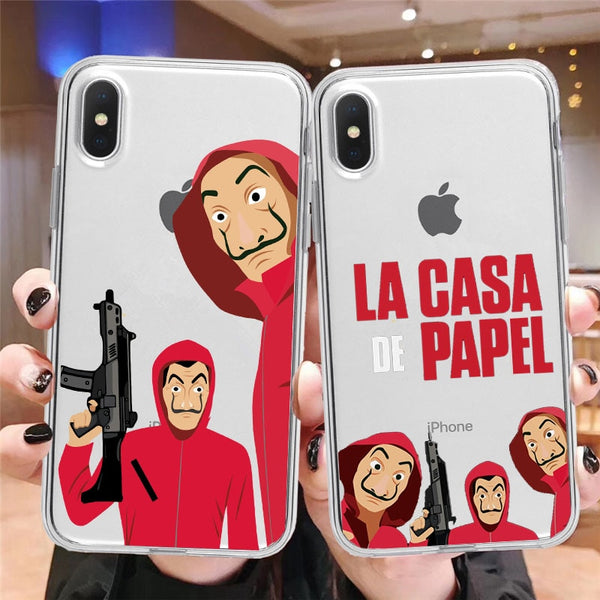 iPhone La Casa De Papel Case