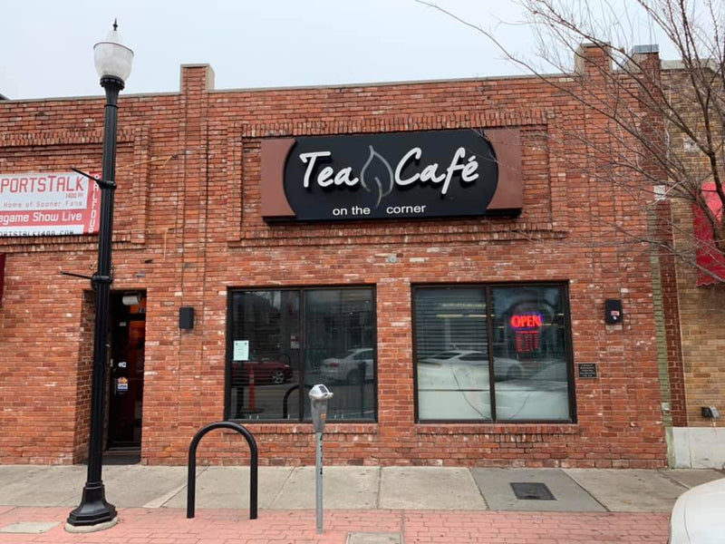 Tea Cafe On The Corner