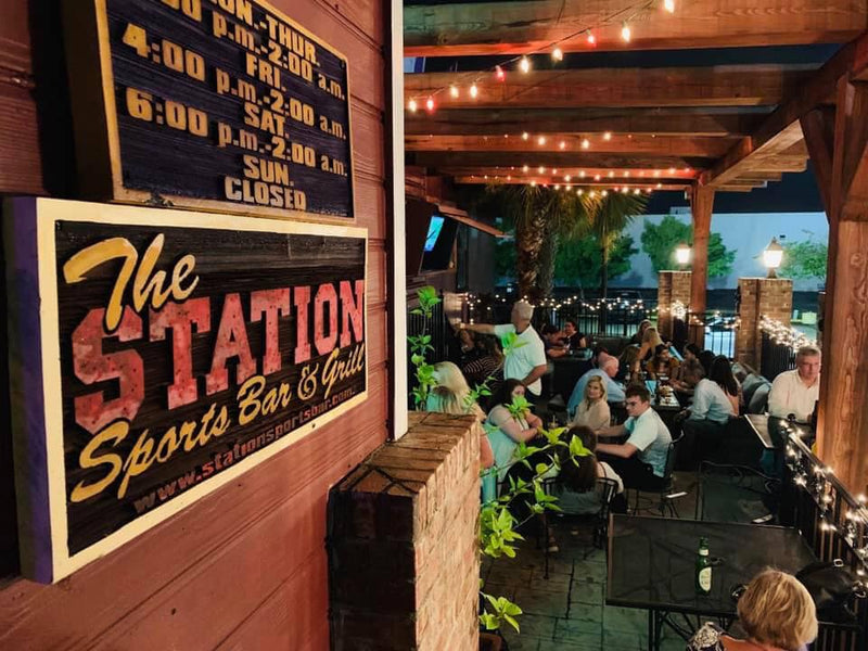 The Station Sports Bar & Grill