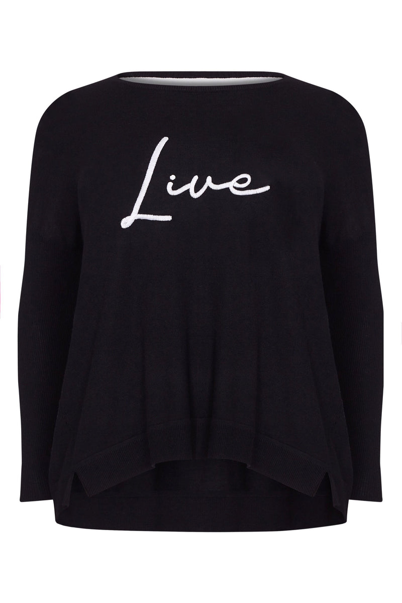 Live For The Weekend Jumper