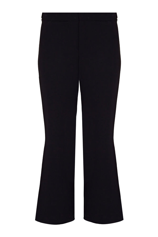 Black Tailored Trouser - Live Unlimited London