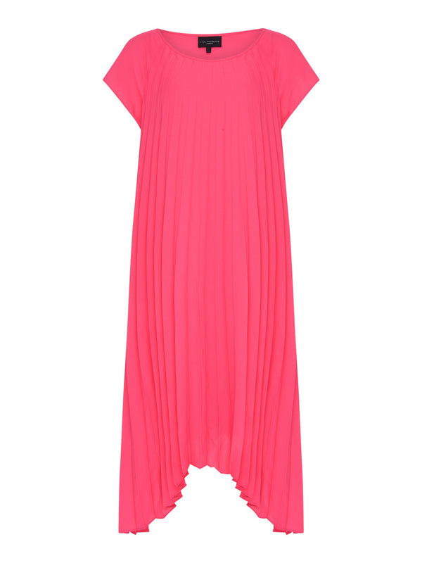 Pleated Dress - Live Unlimited London