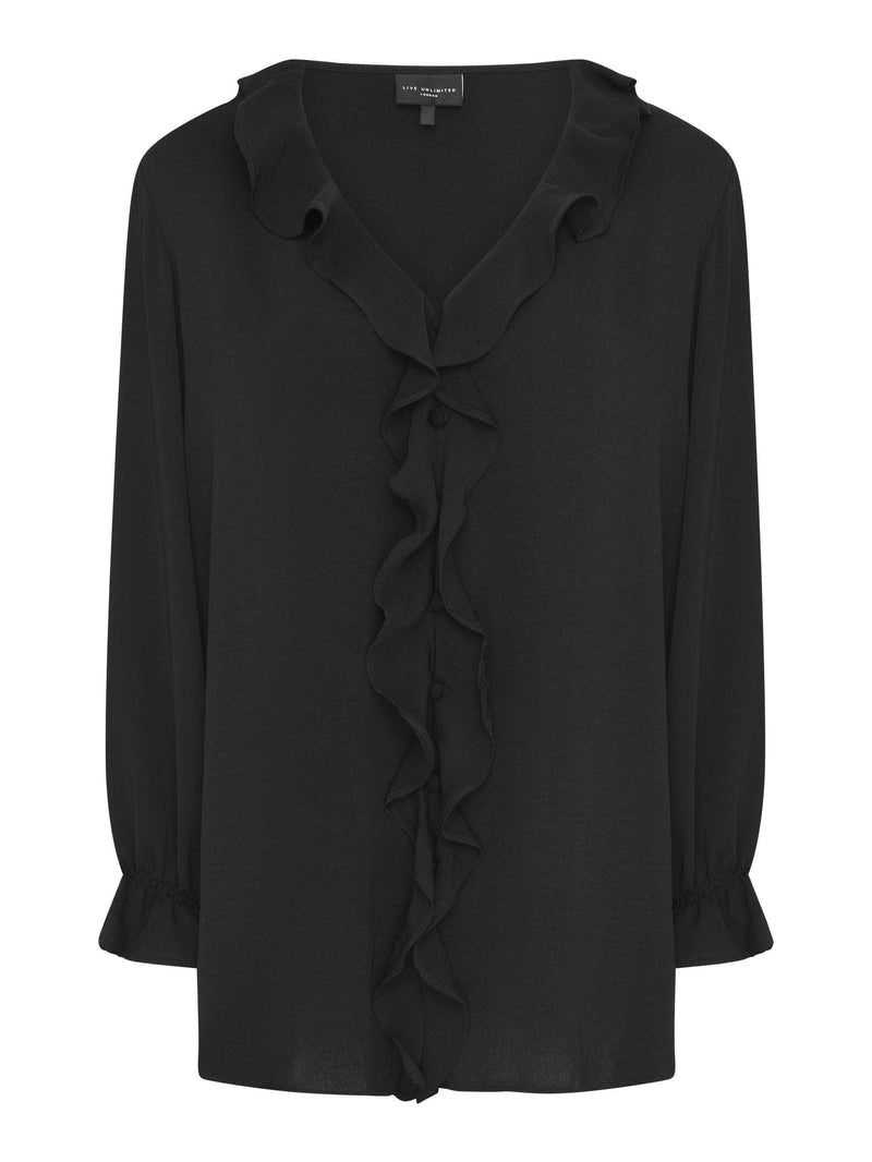 Frill Detail Blouse