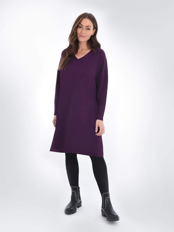 Sweatshirt Dress - Live Unlimited London
