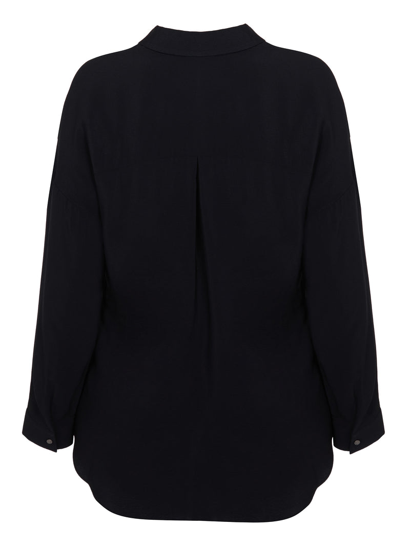 Over the Head Blouse