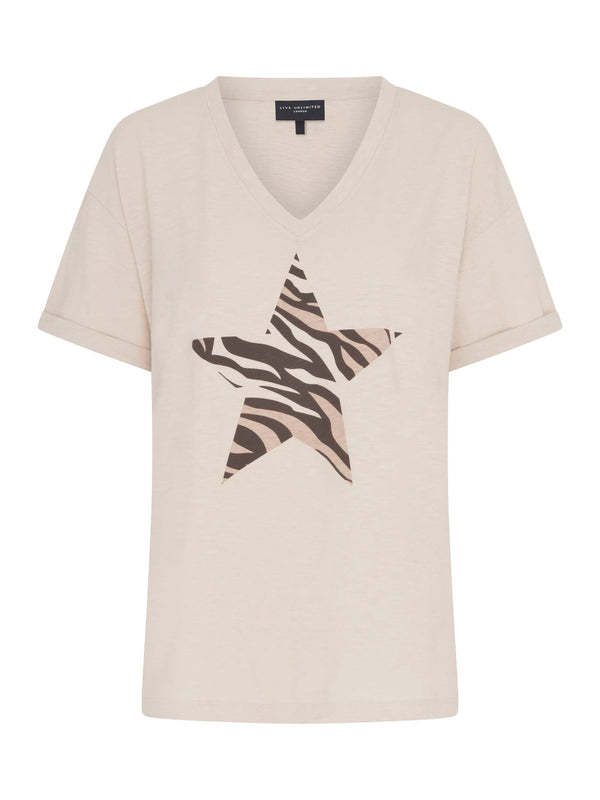 Animal Star Organic Cotton T-Shirt