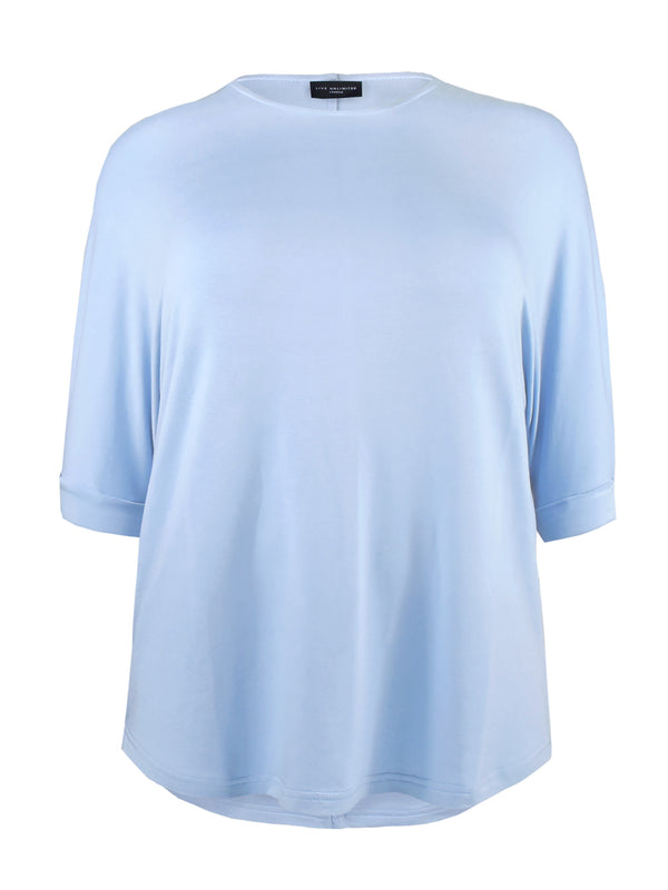 Relaxed Jersey Top