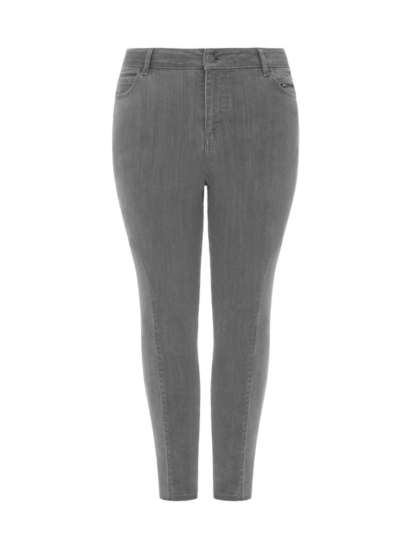 Grey Seam Detail Jean