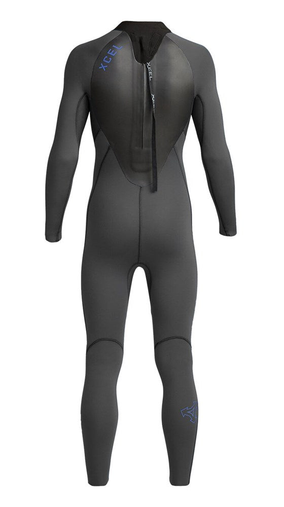 Xcel Youth Axis Back Zip Fullsuit 5/4mm