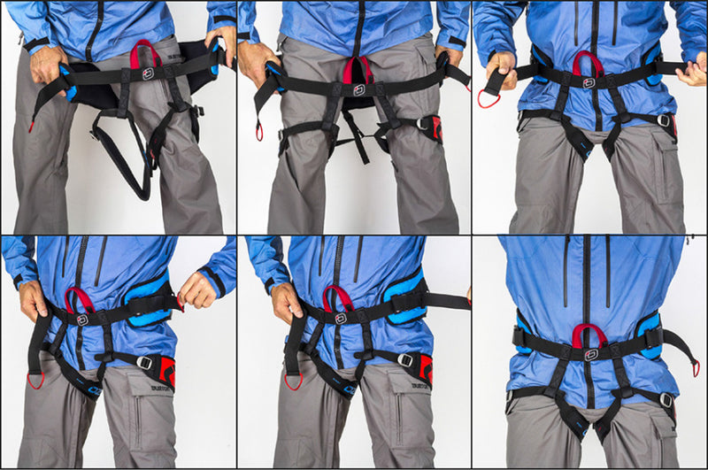Ozone Connect Backcountry V2 Snow Harness