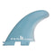 FCS II Performance Glass Tri Flex Fins