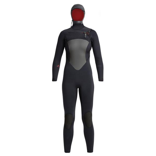 Women's Drylock Hooded Fullsuit 6/5/4mm