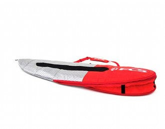 "FCS 3Dxfit Dual All Purpose 6'0"" Red Mood"