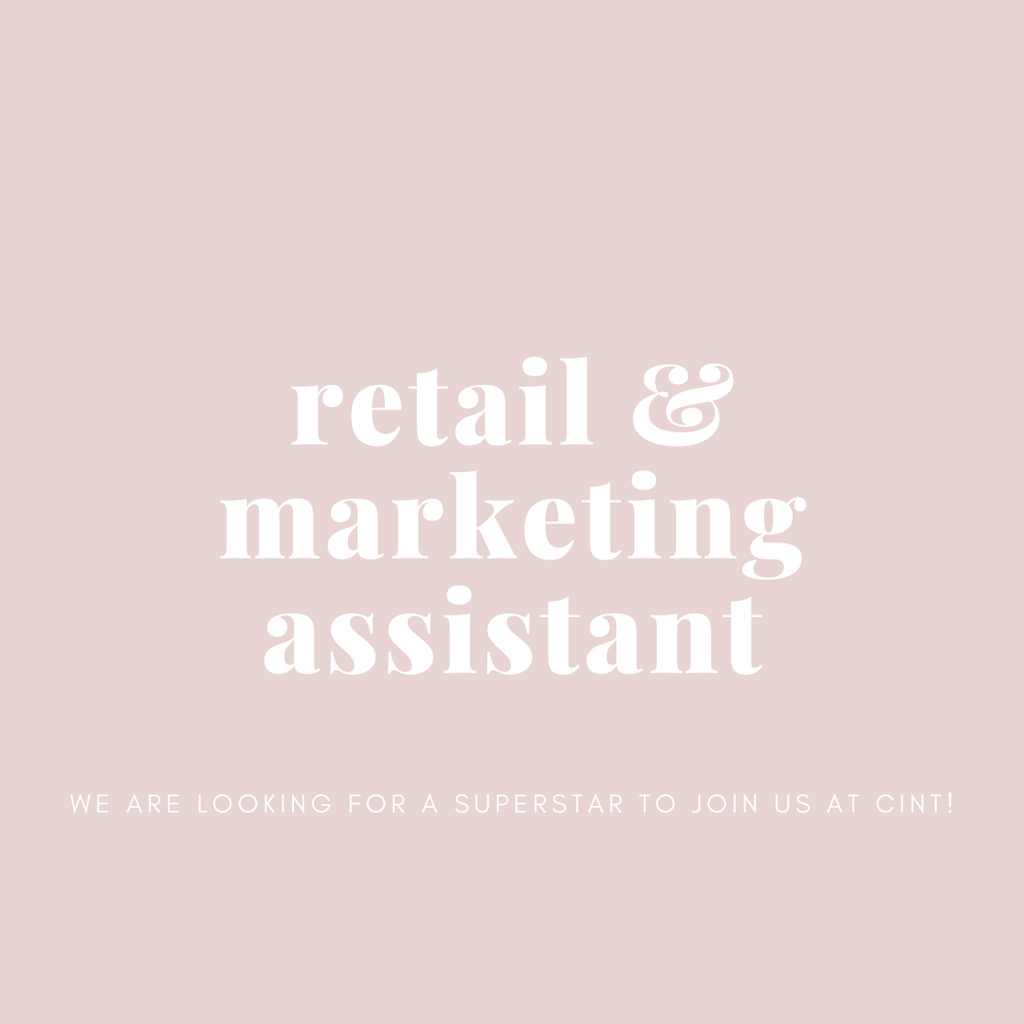 Retail & Marketing Assistant - Join us at Cint