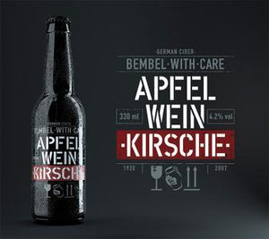 BAMBEL-WITH-CARE Kirsche - ciderei.de