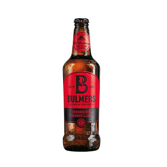 Bulmers Red Berries Cider - Ciderei.de - Höfer, Jäckel GbR