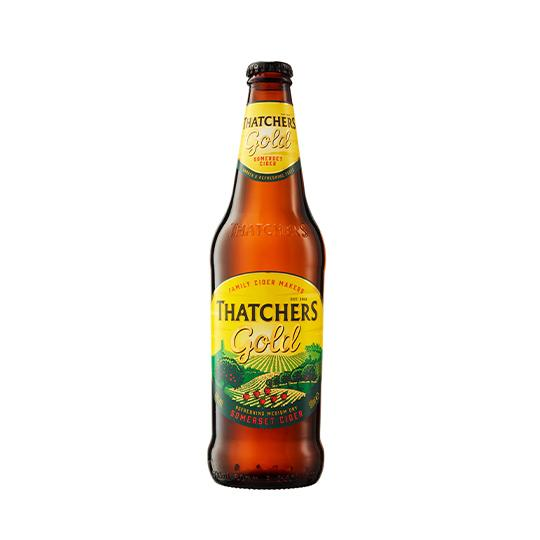 Thatchers - Gold Cider - ciderei.de