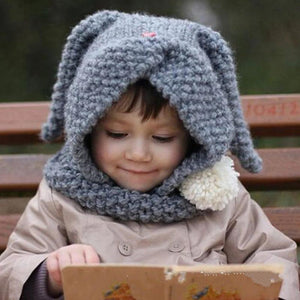 Hand-woven Fox Warm Ear Protection Cloak Hat—BUY 2 FREE SHIPPING