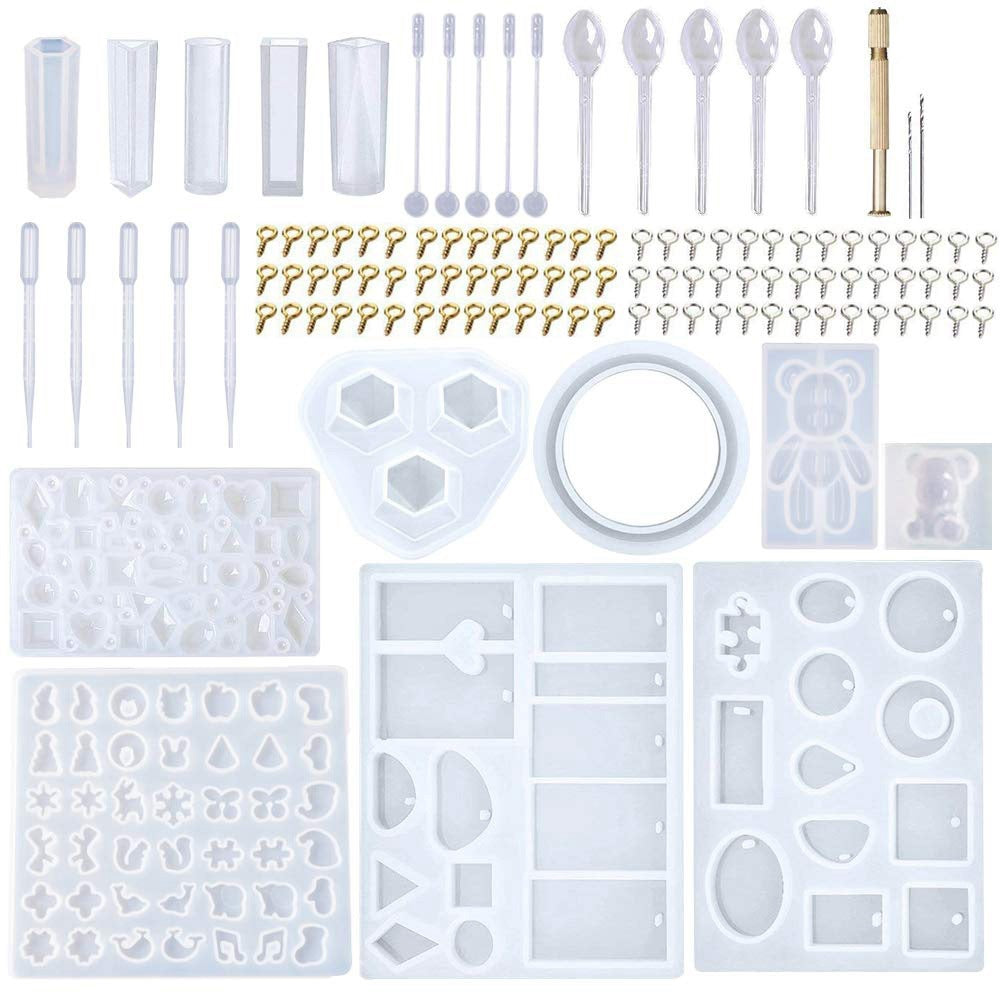 Jewelry Mold and Tool Set