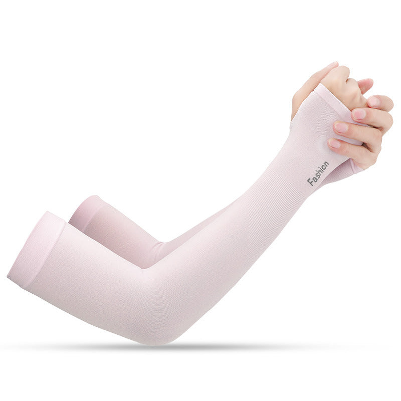 UPF 50+ Sun ArmSleeves With  Thumbhole ,  Sun  Protection