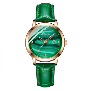 Peugeot Women's Classic Leather Watch