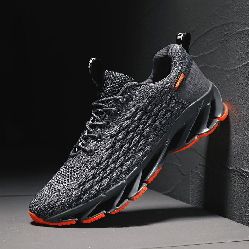 2020 Breathable Fashion Sneakers—Mesh Soft Sole Casual Athletic Lightweight Walking Shoes