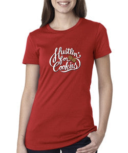 Hustlin' for Cookies T-shirt