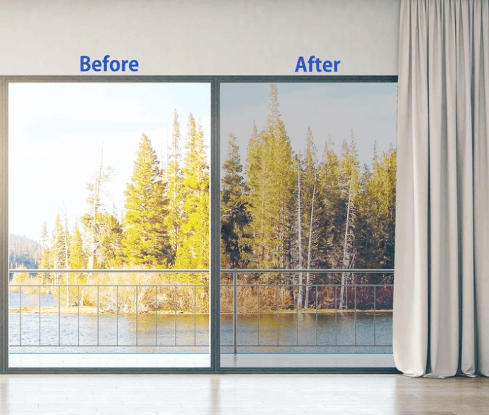 Heat Insulation Privacy Film
