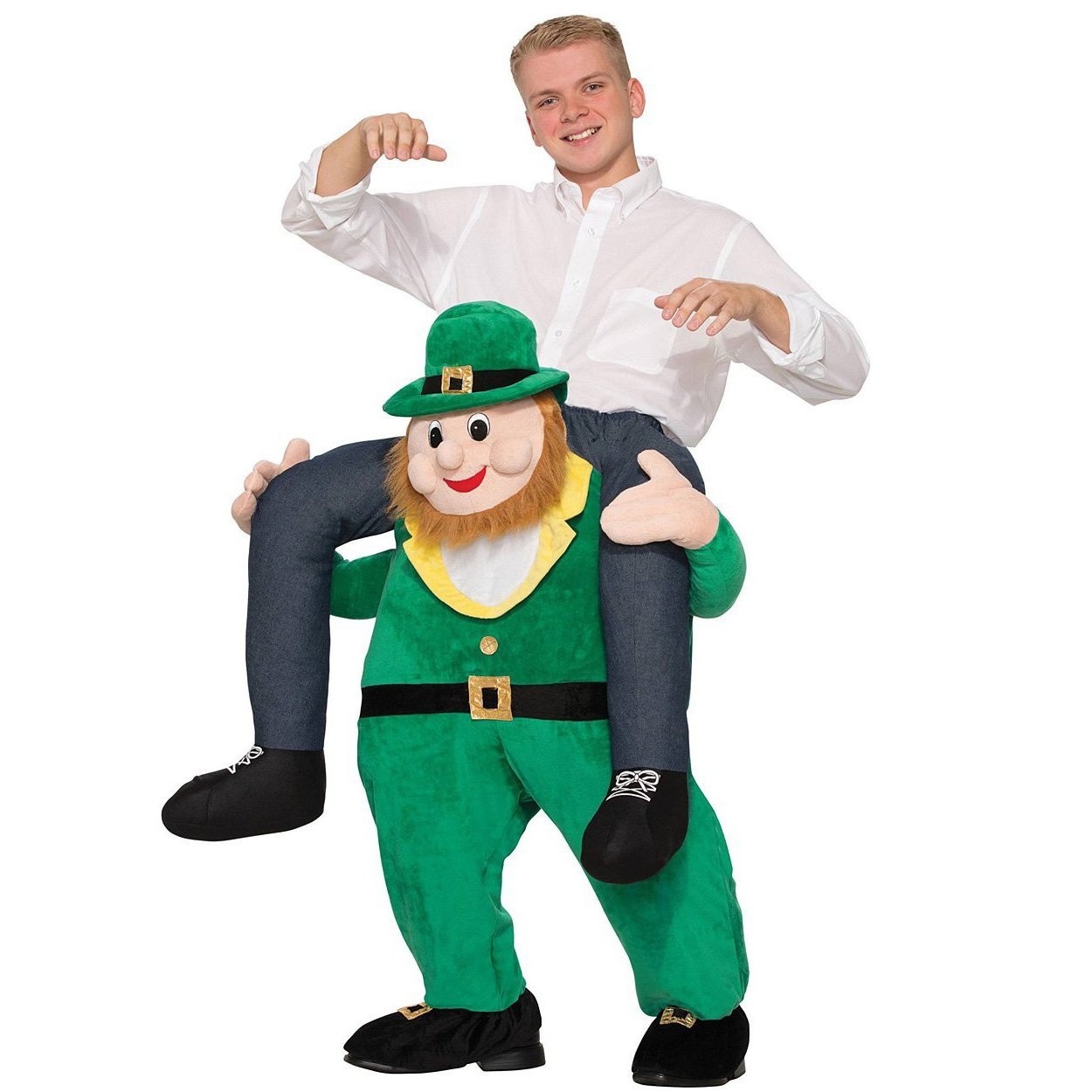St. Patrick's Day Piggyback Ride On Costumes
