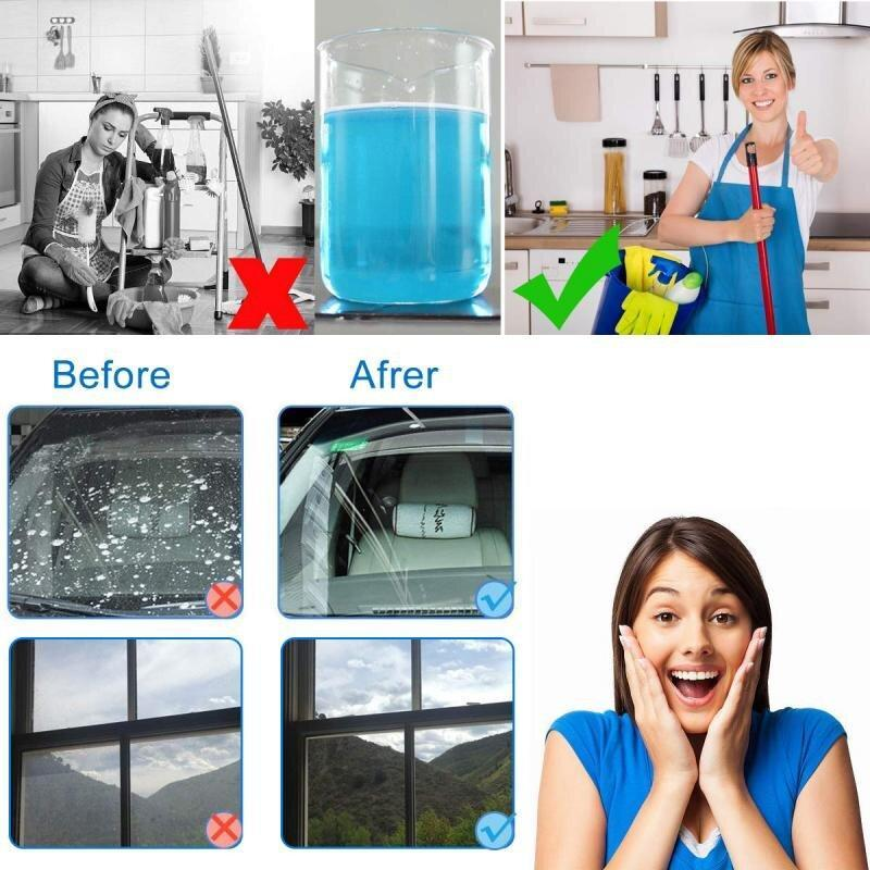 Multi-functional Spray Cleaner Tablets