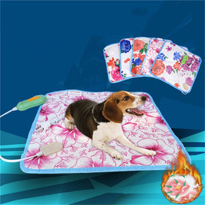 Electric Heat Mats Beds For Small Dogs