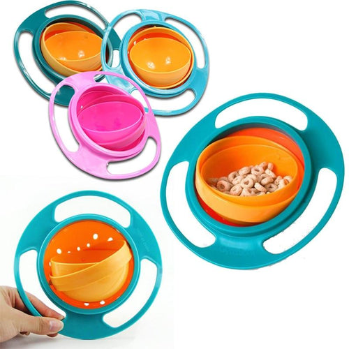 Magic Bowl 360 Rotate Spill-Proof - 1clickdeals