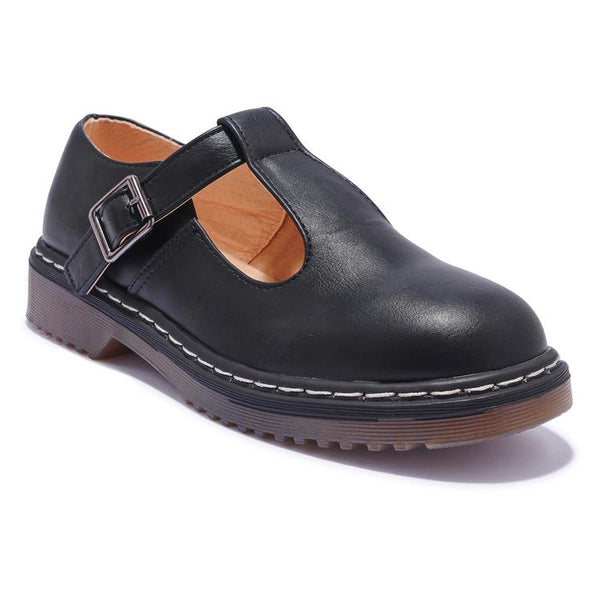 BUK32 Flat Buckled Shoes