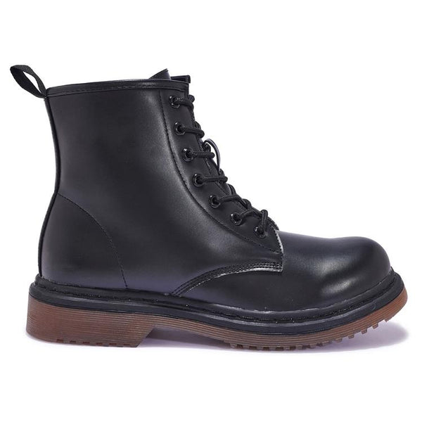 BUK70 Lace Up Ankle Boots