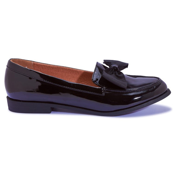 ELIZ60 Flat Loafer Shoes