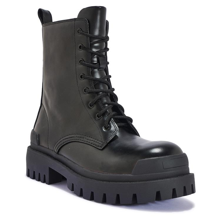 MESSY1 LACE UP CLEATED BOOT