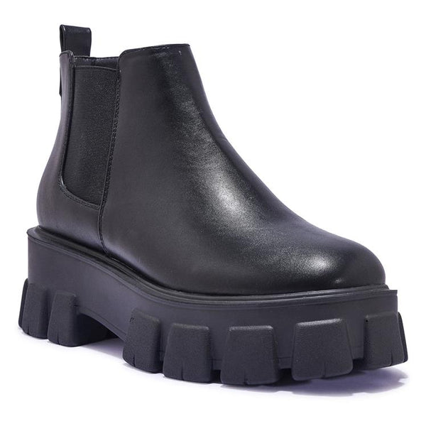 WFROTA1 EXTREME CHUNKY CHELSEA BOOT