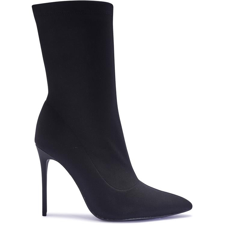 SNOSH20 Heel Ankle Boots