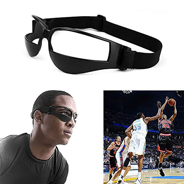 Basketball Dribbling Drill Glasses