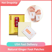 Ginger Detox Foot Patches
