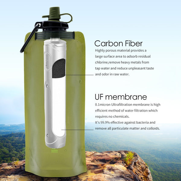 Camping/Hiking Water Purifier