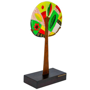 stained glass decoration tree home decor el salvador